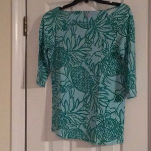 Lilly Pulitzer - Toucan Tango Top - Size: Large